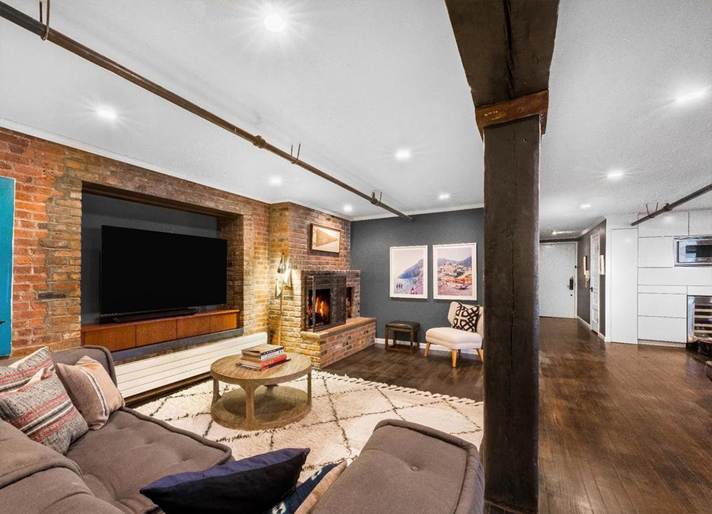 Jason Biggs e Jenny Mollen vendono il loro loft a Manhattan (2)