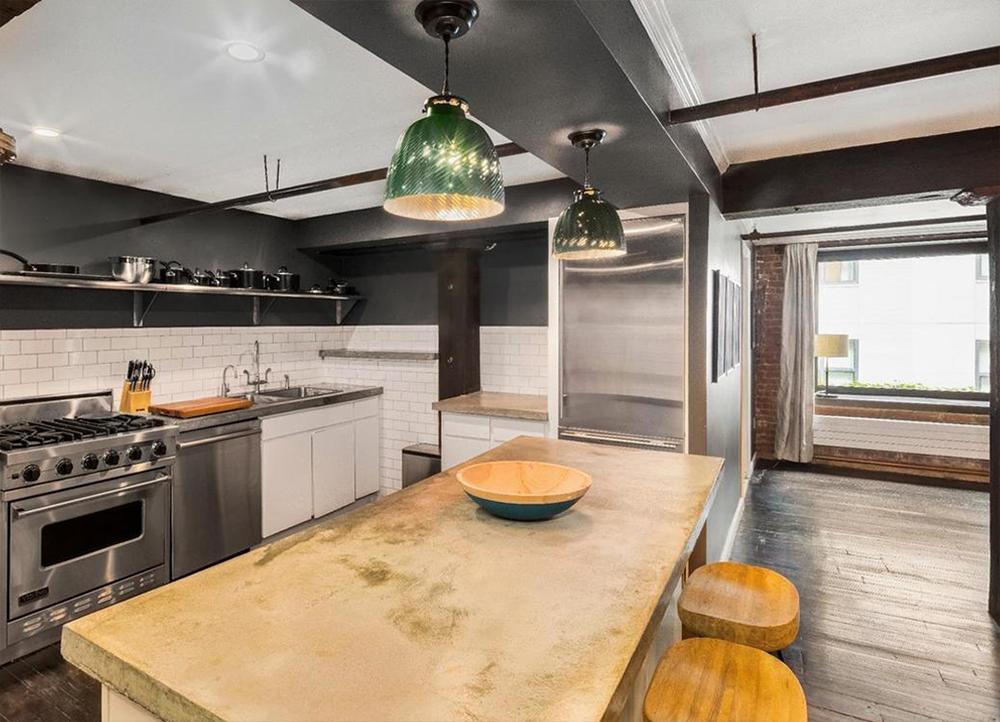 Jason Biggs e Jenny Mollen vendono il loro loft a Manhattan (5)