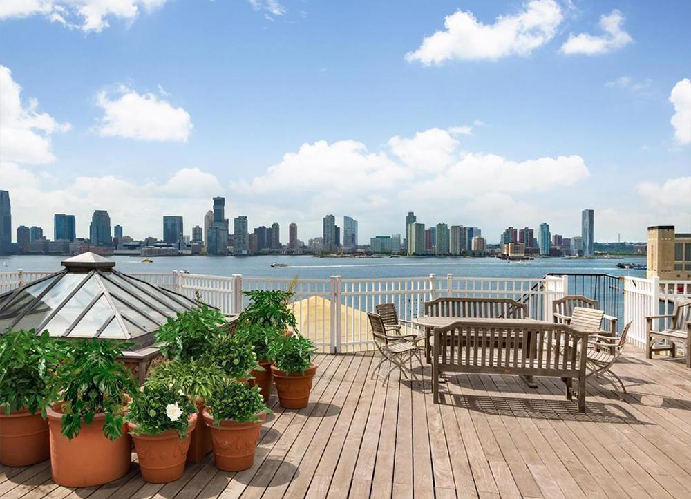 Jason Biggs e Jenny Mollen vendono il loro loft a Manhattan (7)