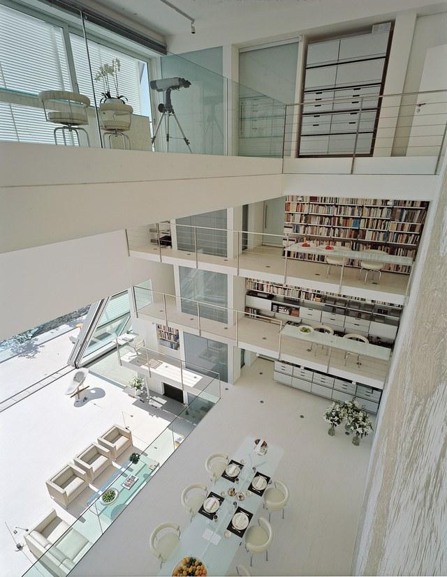 Le case pi belle progettate da architetti celebri for Case realizzate da architetti