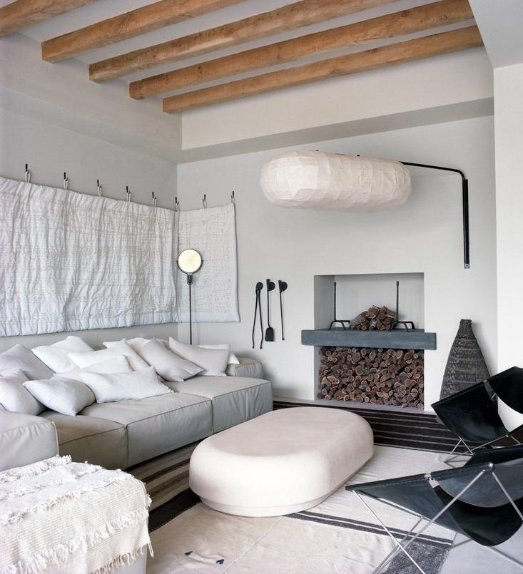 Quando la semplicità è arte: una villa di Ibiza tra naturalezza e modernità