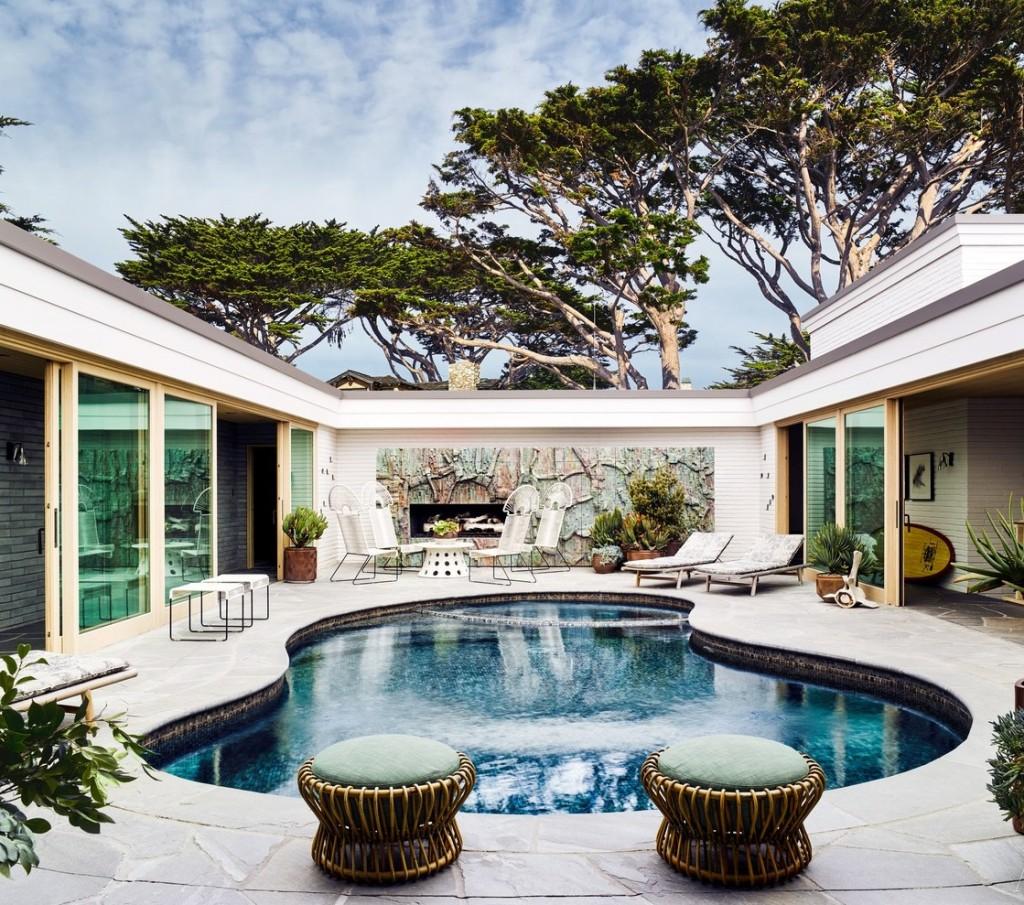 La Butterfly House una casa di lusso in California