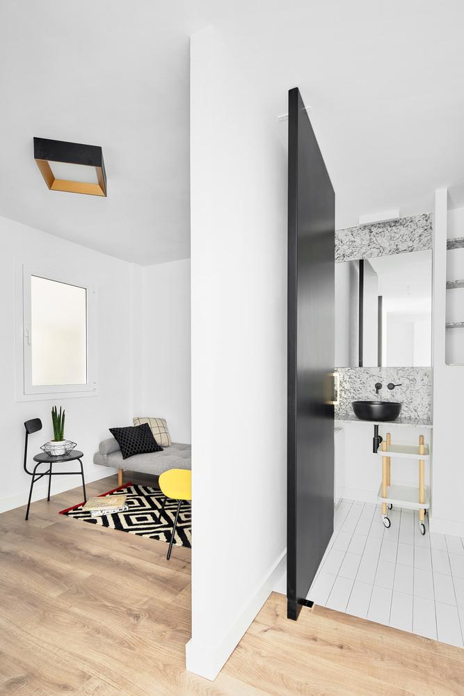 Appartamento in Sardegna progettato da Raúl Sánchez