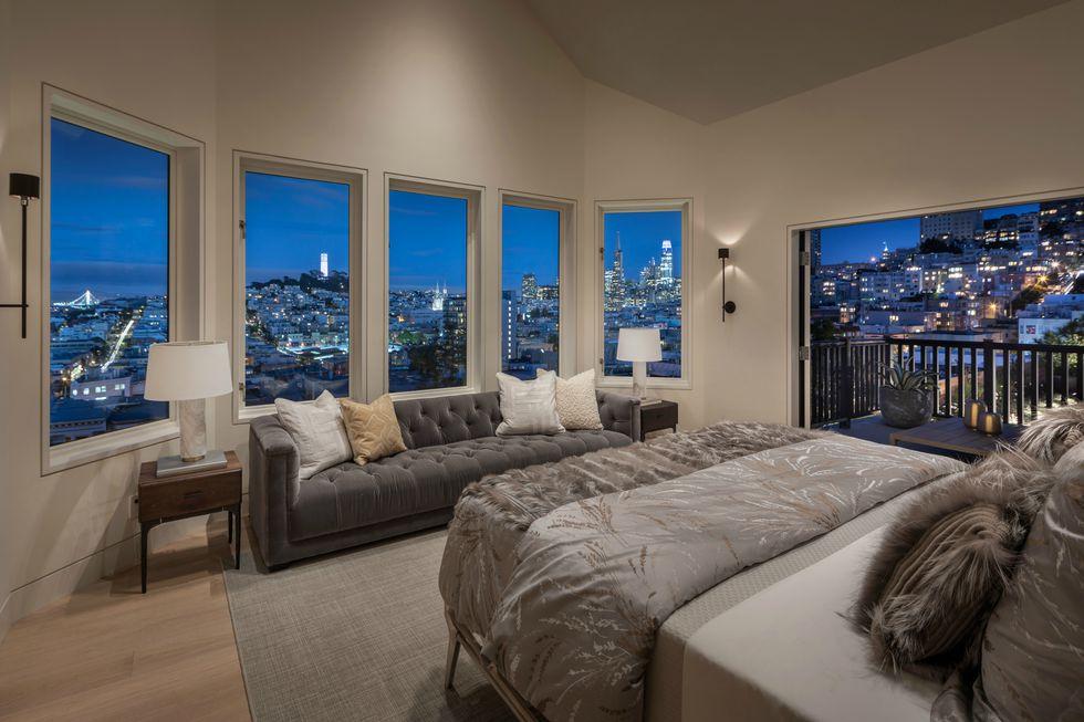 Incredibile e sorprendente villa a San Francisco, per chi non si accontenta